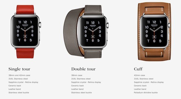 Apple Watch Hermes coleccion