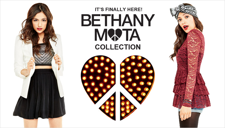 BETHANY mota-collection