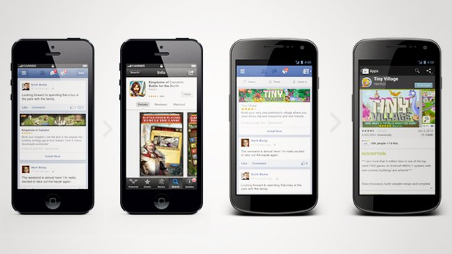 Facebook, Mobile Ads for Apps