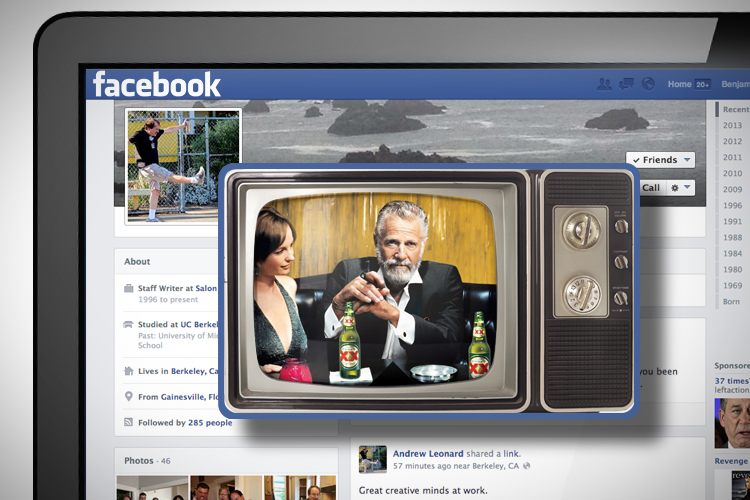 facebook tv ads