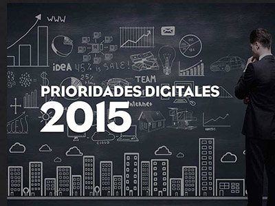 Prioridades marketing digital 2015