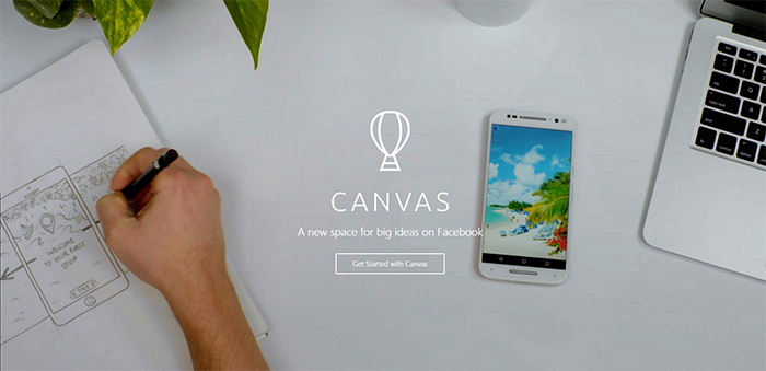 canvas-facebook