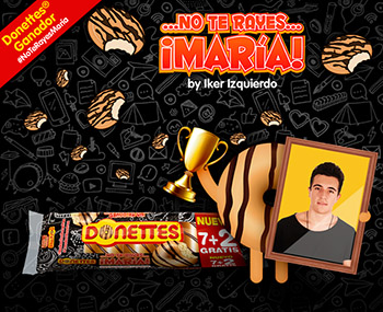 donettes sabor consumidor