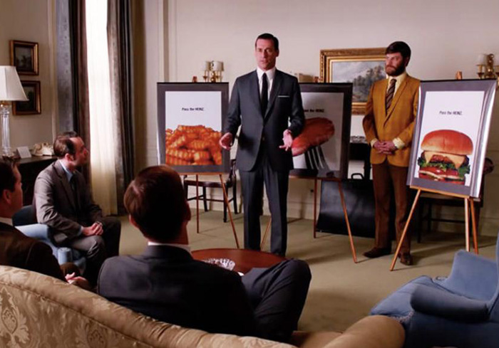 campana heinz mad men