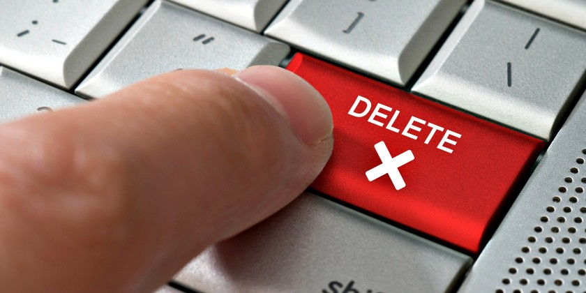delete button 840x420