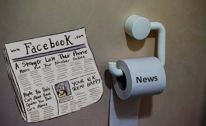 toilet news estudio