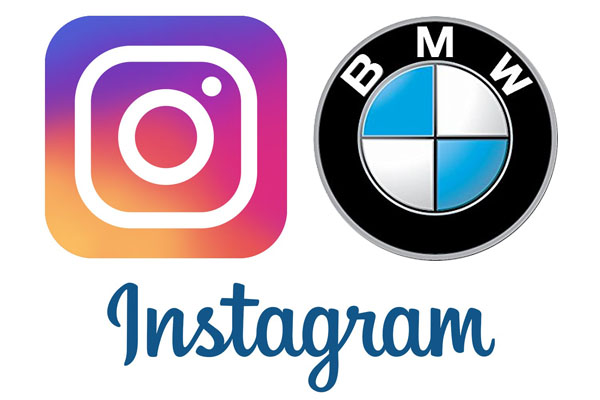 instagram bmw