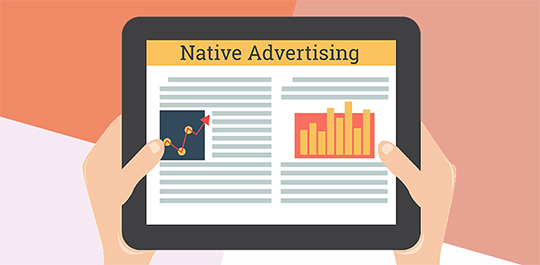 native advertising online marketing