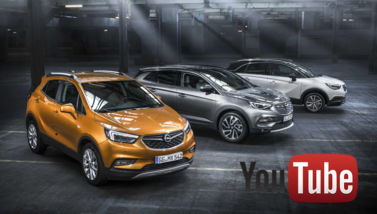 opel youtube