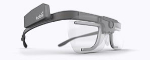 Tobii Glasses 2 Eye Tracker Wearable head unit Tob