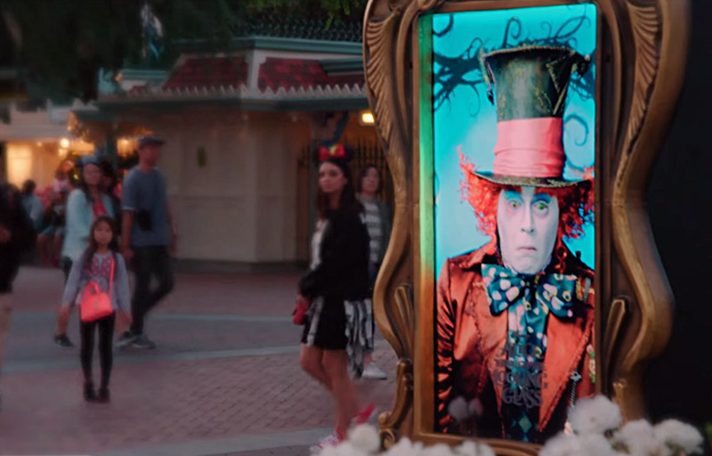 disneyland johnny depp