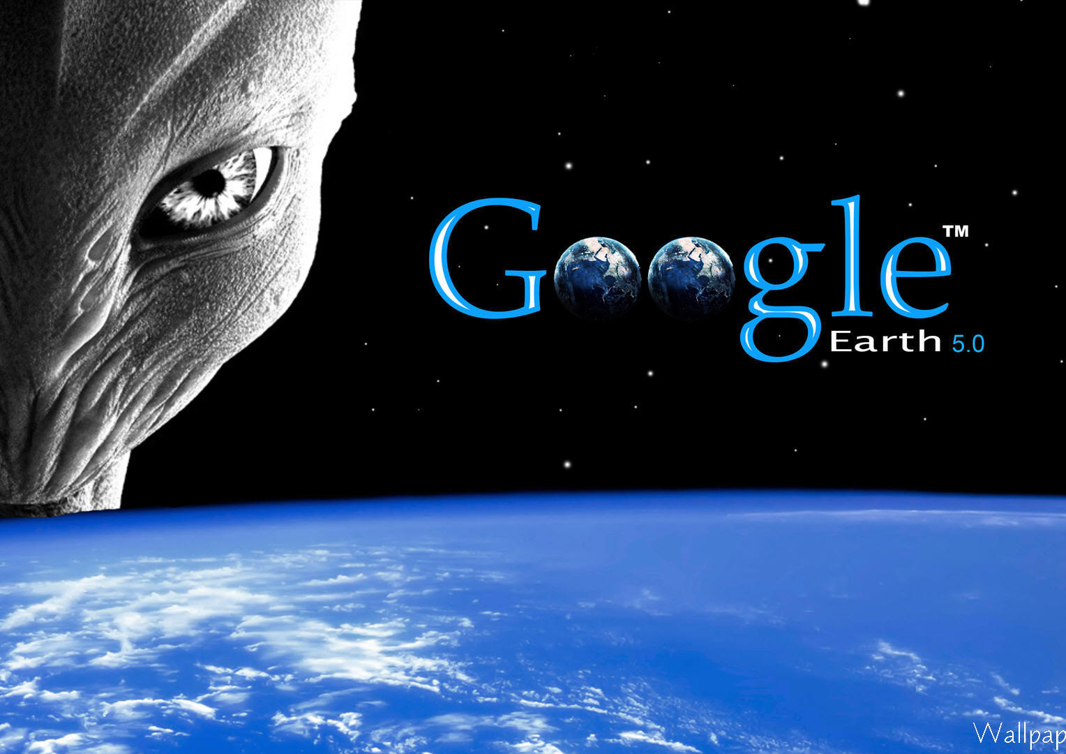 google earth ovni