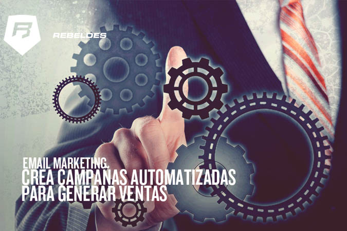 rebeldes email marketing