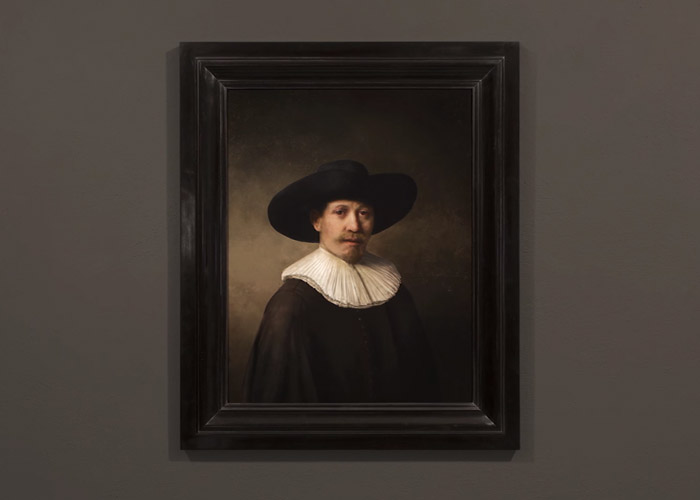 rembrandt ing cuadro