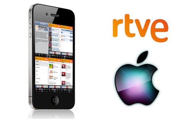 rtve apple tv