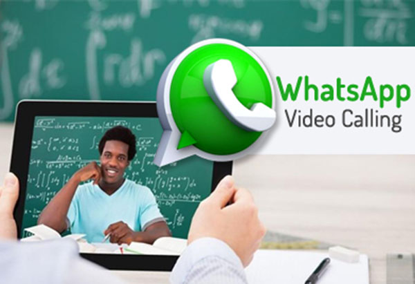 whatsapp videocalling