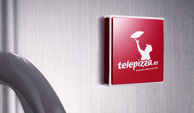 click and pizza telepizza