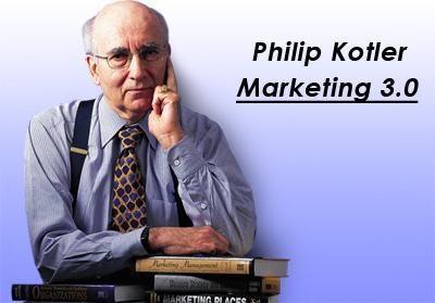 El marketing 3.0 desde la perspectiva del maestro Philip Kotler