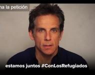 ACNUR reúne a distintas celebridades para reclamar a los gobiernos ayuda para los refugiados