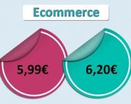 Errores en ecommerce: productos similares con precios iguales