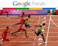 Google Trends lanza una sección dedicada a los Juegos Olímpicos
