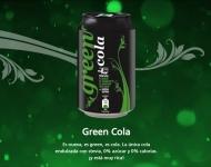 Green cola arriesga en la creatividad de su primera campaña y apuesta por los medios digitales