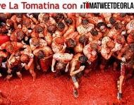 Orlando y La Tomatina se unen en una campaña solidaria