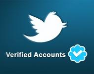 Twitter amplía sus cuentas verificadas a influencers y usuarios populares