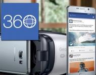 Así funciona la nueva aplicación Facebook 360º