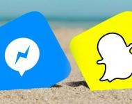 Facebook prepara Messenger Day para competir con Snapchat
