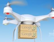 Drones voladores de Google repartirán comida a domicilio