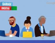Conoce cómo funciona Garage Digital, la nueva plataforma de formación gratuita de Google