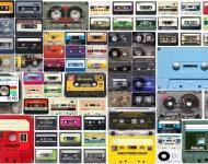 La cinta de casete vuelve a los mercados aumentando las ventas de álbumes de música