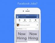 Facebook mostrará ofertas de empleo compitiendo con Linkedin