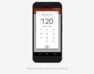 Gmail ya permite transferencias de dinero para usuarios de Android