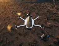 Go Pro lanza un dron transportable en una mochila