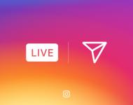 Instagram lanza Live Stories, su propio servicio de vídeo en streaming