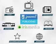 El Ayuntamiento de Madrid contará con la agencia de medios Iris Media para sus campañas publicitarias de 2017