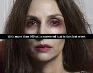 La campaña francesa Girls of Paradise muestra con dureza la cara más fea de la prostitución
