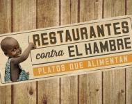 """Cientos de restaurantes españoles se unen en la campaña """"Restaurantes contra el hambre"""""""