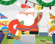 Google Santa Tracker propone retos y juegos en una mágica web de Navidad