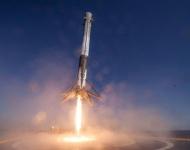 NASA y Space X aclaran por qué explotó el cohete Falcon 9 y el satélite de Facebook
