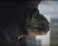 Un dinosaurio deprimido recupera la ilusión en este gran anuncio de Audi