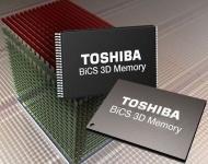 Apple, Google y Amazon pelean por hacerse con el departamento de chips de Toshiba