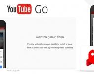 Youtube Go te informa del consumo de datos al ver un vídeo