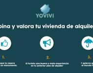 Emprendedores madrileños lanzan YOVIVÍ, una plataforma para opinar sobre viviendas