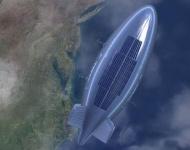 Amazon planea utilizar dirigibles para repartir paquetes