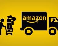Los usuarios buscan y compran en Amazon
