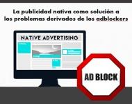 La publicidad nativa como solución a los problemas derivados de los adblockers