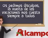 Alcampo convierte una crisis de comunicación en una campaña de RRPP